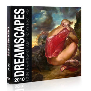 Dreamscapes 2010 Art Book