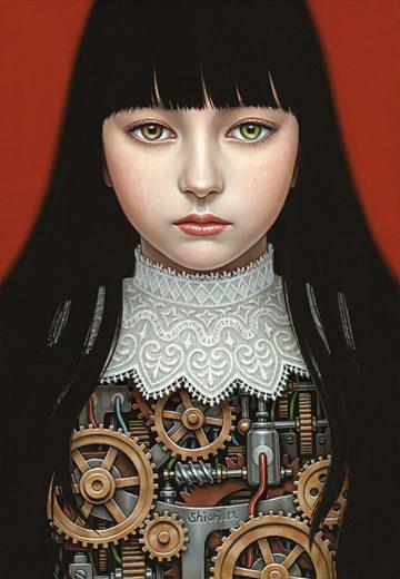 Button of Awake from Shiori Matsumoto