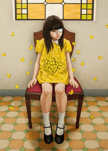 Button of Release from Shiori Matsumoto