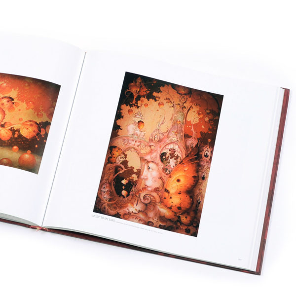 Daniel Merriam art book page 183