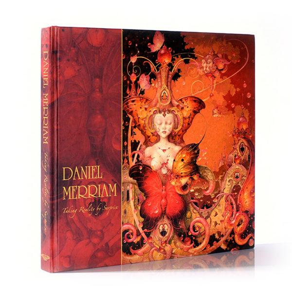 Daniel Merriam, Art book - Taking Reality by Surprise