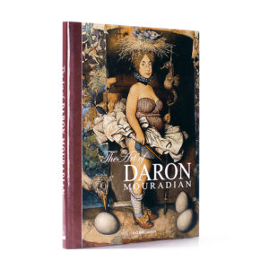 The Art of Daron Mouradian Artbook, Cover