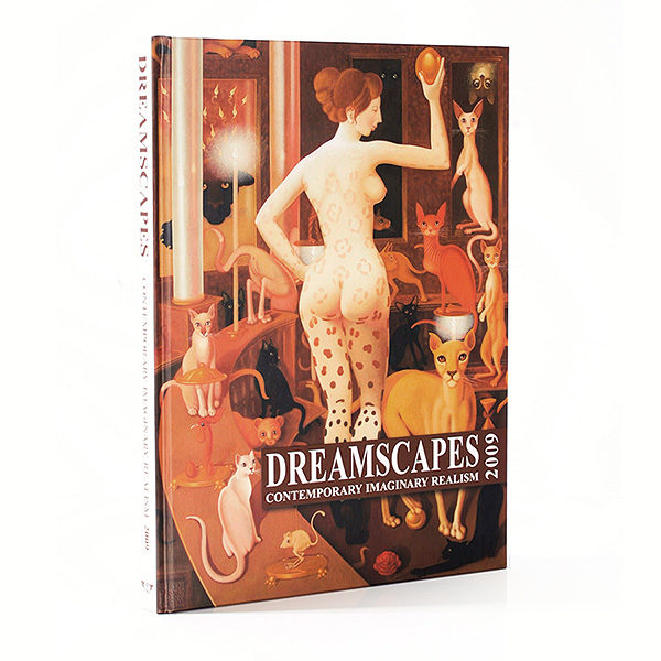 Dreamscapes 2009 the thid from art book from the series