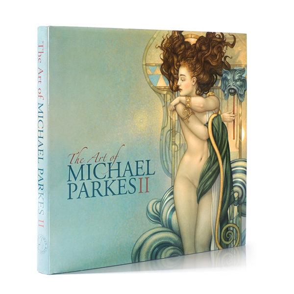 The Art of Michael Parkes II, Art book