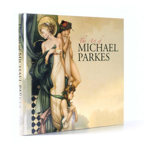 The Art of Michael Parkes, Art book