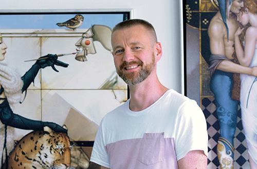 Marcel Bakker, Designer of Imaginary Realism