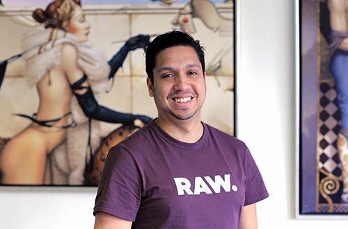 Maxime Noija - Webdevelopment and Social Media