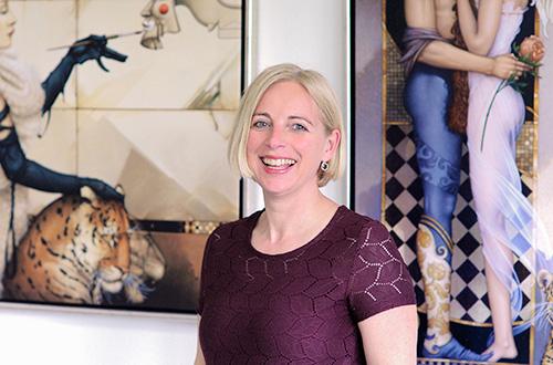 Stephanie Riebec, Sales and Shipment