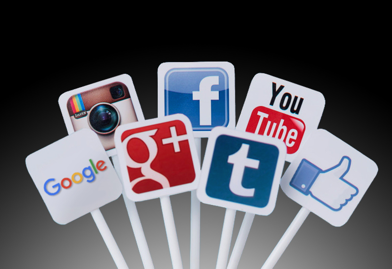 Socialmedia icons