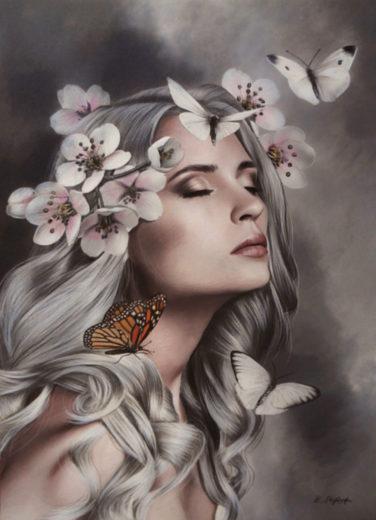 Brita - Seifert Spring, artwork
