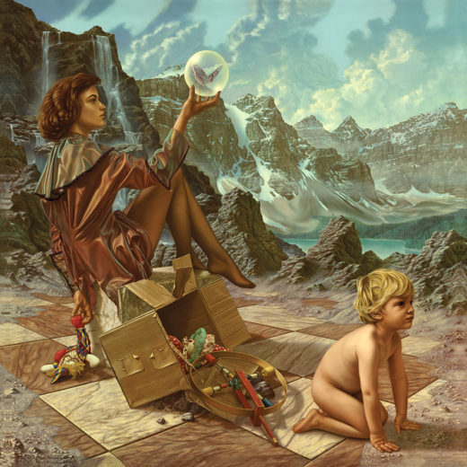 Henk Smorenburg, The Sage and the Fool artwork