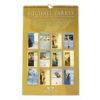 Michael Parkes Calendar of his 70th Anniversary, Back