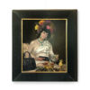 wall photo of David M. Bowers from painting Goddess of Decadence