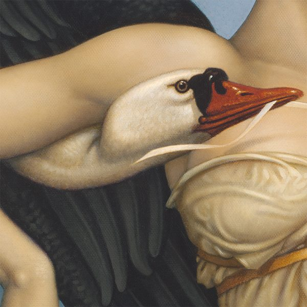 Detail Giclee of Michael Parkes Nightfall